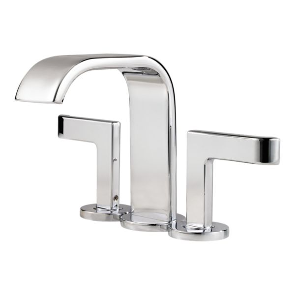 """Primary Product Image for Skye 2-Handle 4"""" Mini-Widespread Bathroom Faucet"""