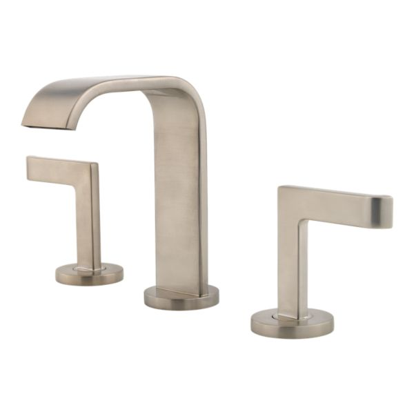 """Primary Product Image for Skye 2-Handle 8"""" Widespread Bathroom Faucet"""