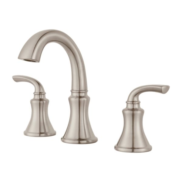 "Primary Product Image for Solita 2-Handle 8"" Widespread Bathroom Faucet"