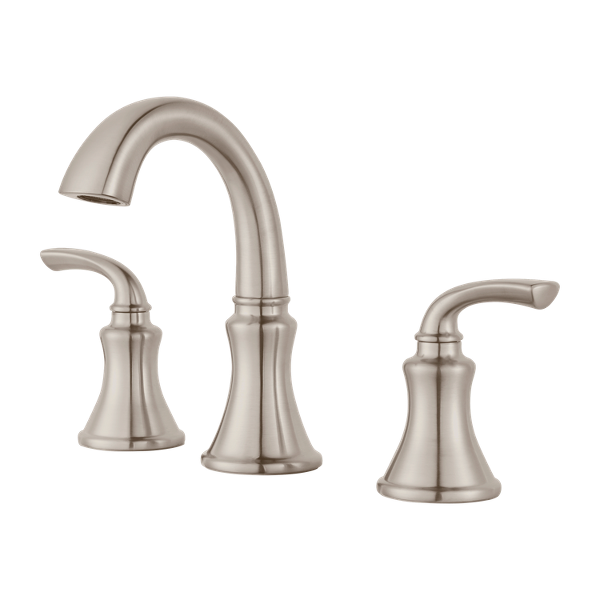 "Primary Product Image for Solita 2-Handle 8"" Widespread Bathroom Faucet"