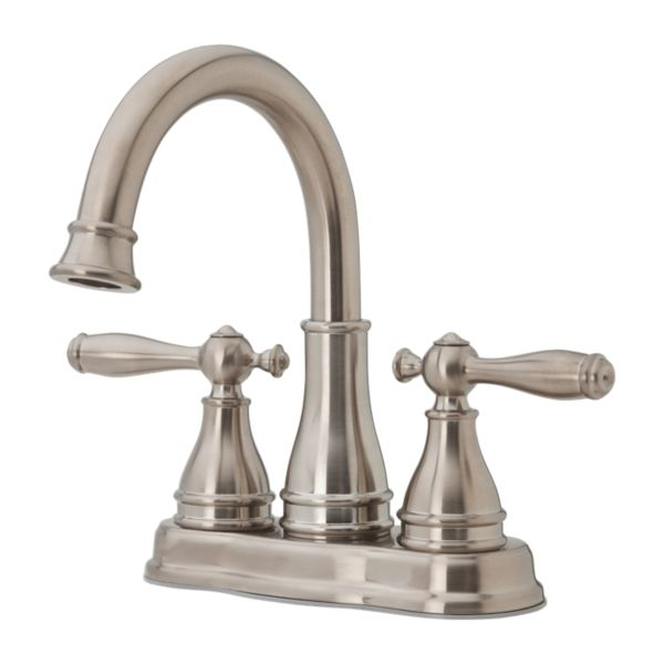 "Primary Product Image for Sonterra 2-Handle 4"" Centerset Bathroom Faucet"
