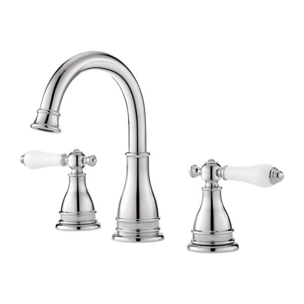"Primary Product Image for Sonterra 2-Handle 8"" Widespread Bathroom Faucet"