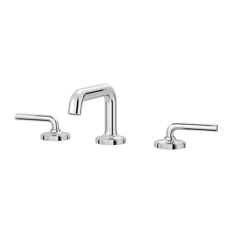 Tenet Widespread Faucet in Polished Chrome