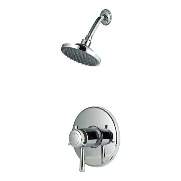 Primary Product Image for Thermostatic Shower Systems 1-Handle Shower Trim
