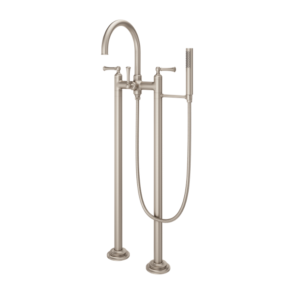 Primary Product Image for Tisbury Traditional 2-Handle Tub Filler with Hand Shower