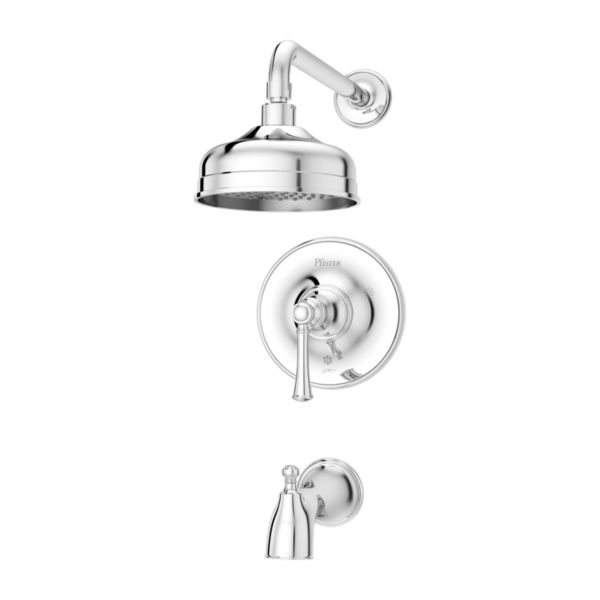 Primary Product Image for Tisbury 1-Handle Tub & Shower Trim