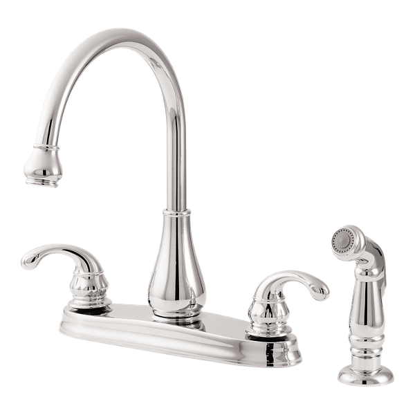 Primary Product Image for Treviso 2-Handle Kitchen Faucet