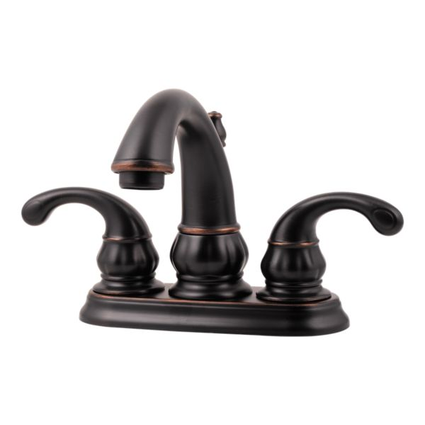 "Primary Product Image for Treviso 2-Handle 4"" Centerset Bathroom Faucet"