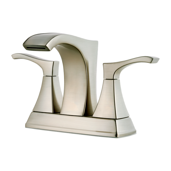 "Primary Product Image for Venturi 2-Handle 4"" Centerset Bathroom Faucet"