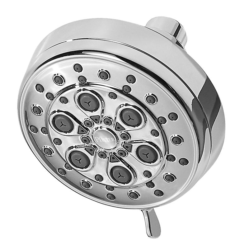 Vie Showerhead in Polished Chrome