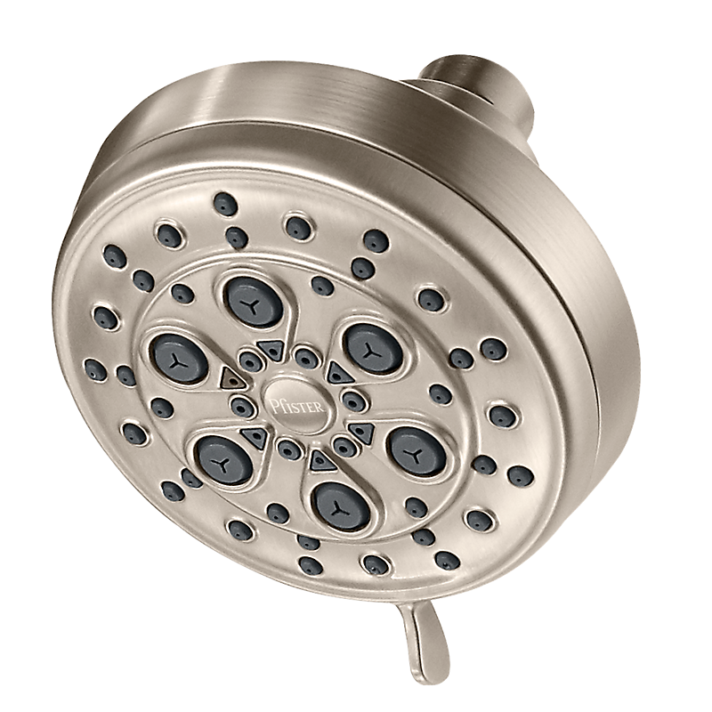 Vie Showerhead in Brushed Nickel