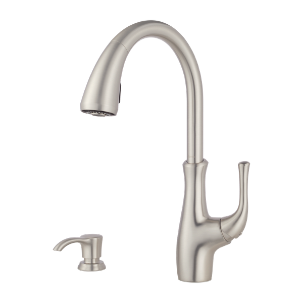 Primary Product Image for Vosa 1-Handle Pull-Down Kitchen Faucet