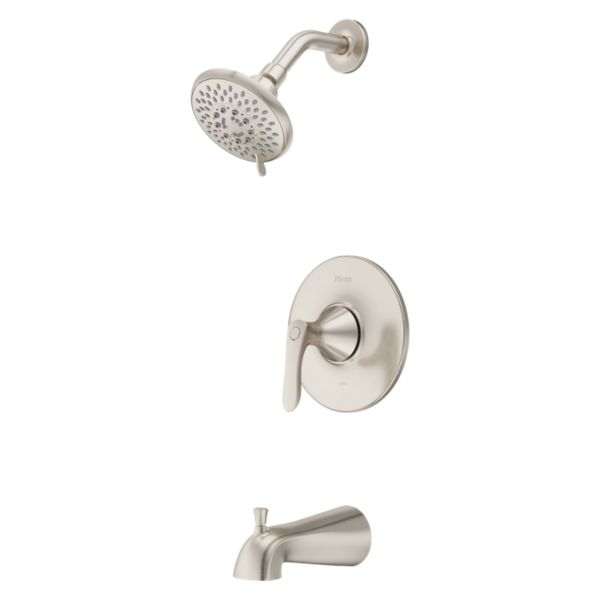 Primary Product Image for Weller 1-Handle Tub & Shower Trim