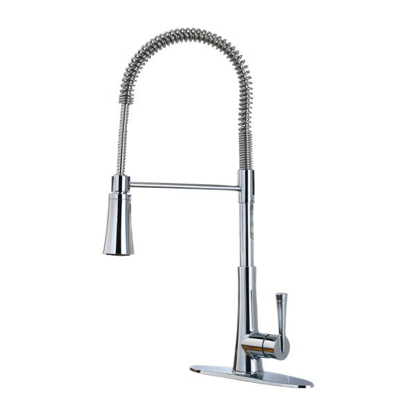 Primary Product Image for Zuri 1-Handle Pull-Down Kitchen Faucet