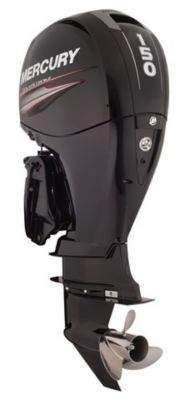 150 XL EFI Black Mercury FourStroke