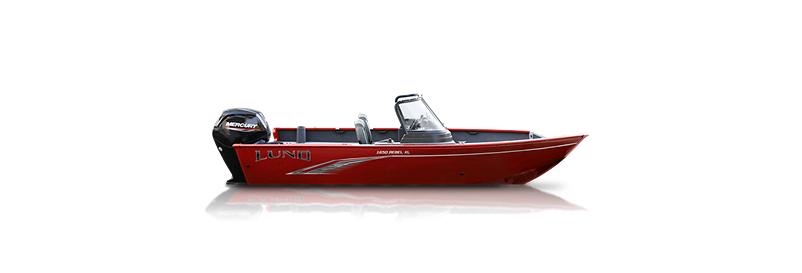 1650 Rebel XL Sport - Heritage Red