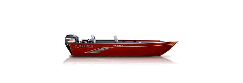 1650 Rebel XL Tiller - Heritage Red