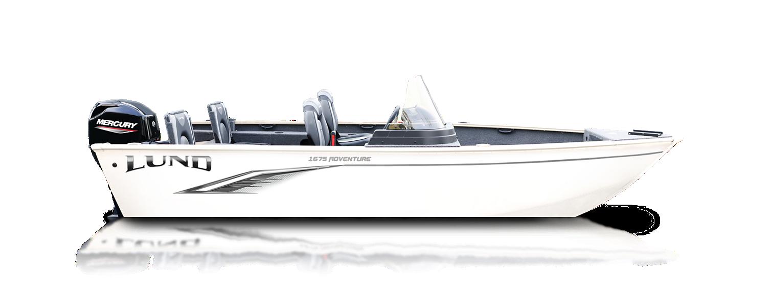 1675 Adventure SS - Arctic White