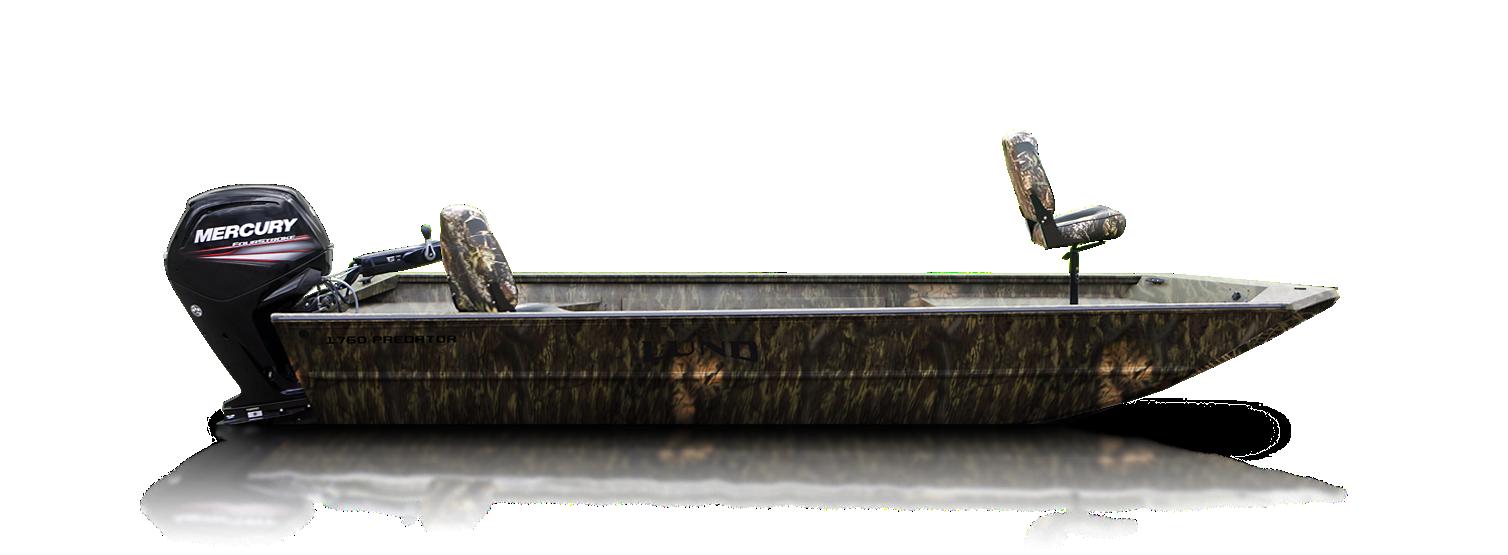 1760 Predator Tiller - Mossy Oak Breakup
