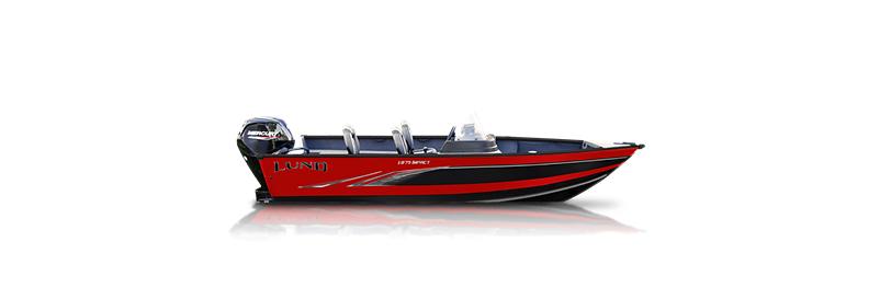 1875 Impact SS - Heritage Red - Black