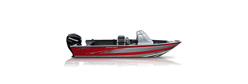2000 Sport Angler - Heritage Red - Silver Stone