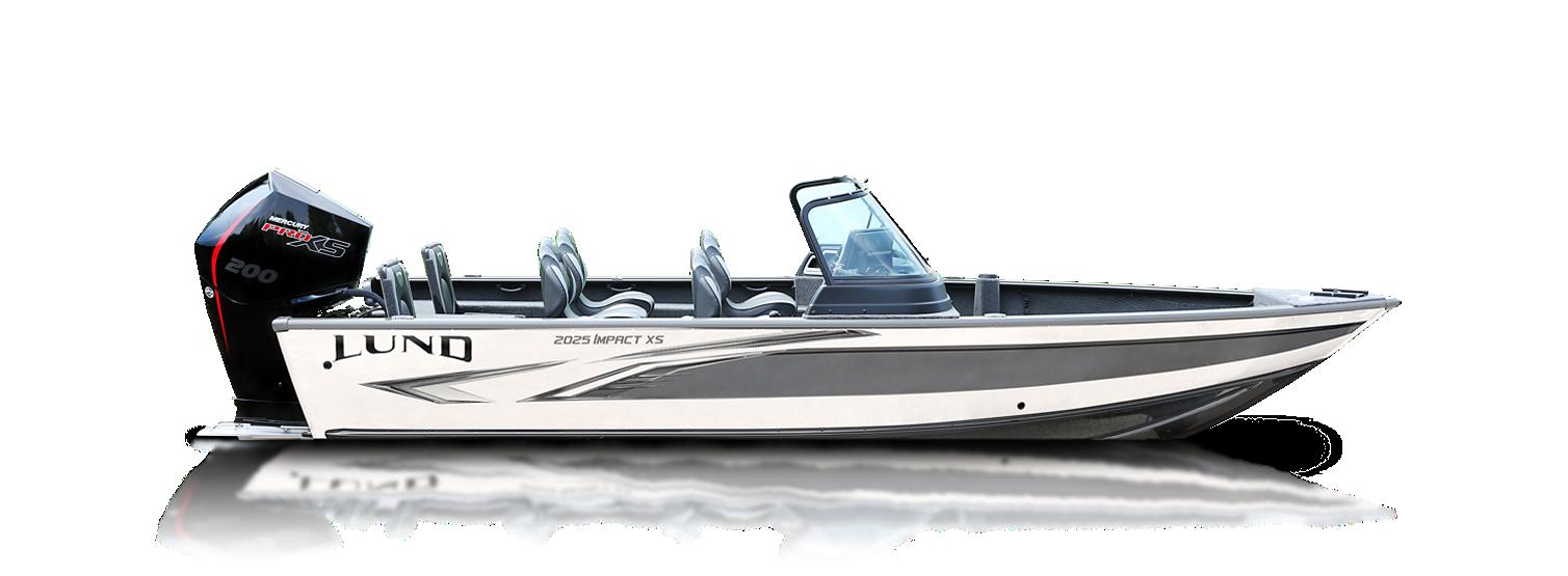 2025 Impact XS - Arctic White - Silver Stone