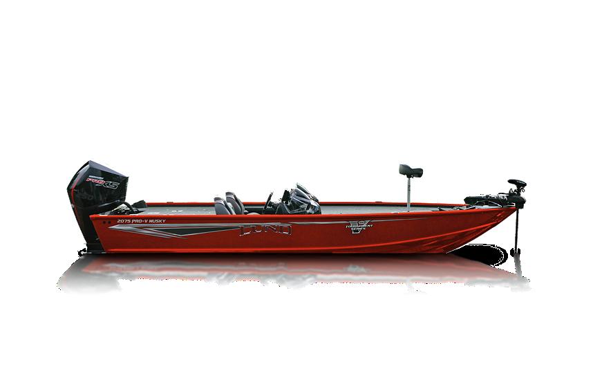 2075 Pro-V Musky
