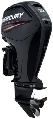 90 ELPT EFI Black FourStroke Mercury engine