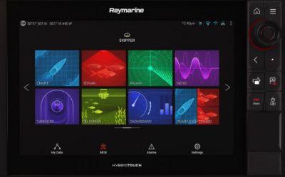 Raymarine 12 Axiom RV
