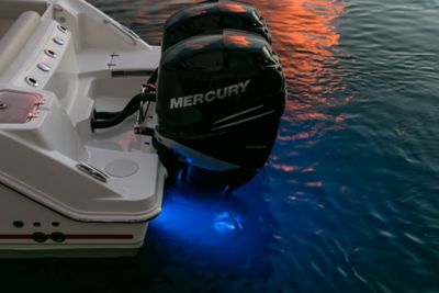 Lighting - underwater LED (dual engine)