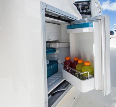 Refrigerator (cockpit)
