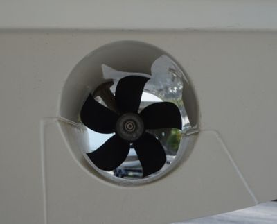 Bow thruster (12-V)