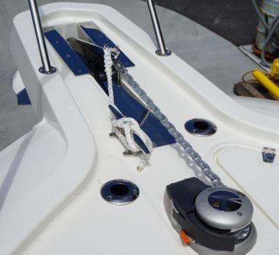 Anchor windlass chain (300 ft)