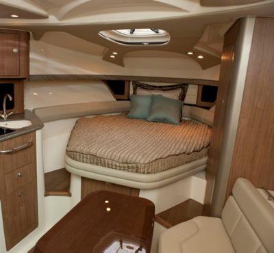 Cabin comfort package (mid-berth)