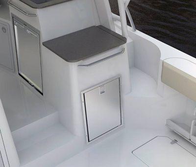 Freezer - cockpit