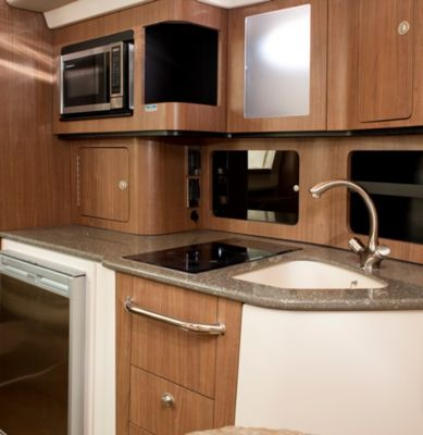 Stove - electric single burner (galley)