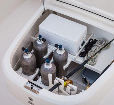 Dive tank holders (4)