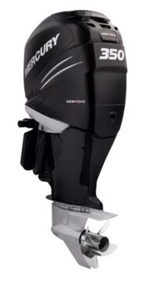 350 L6 DTS Black Triple Mercury Verados