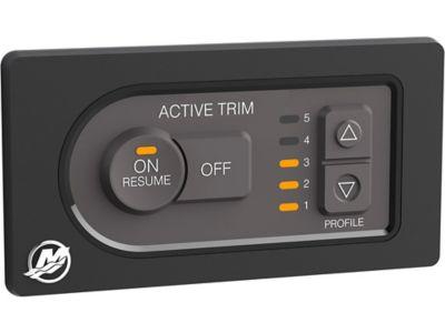 Active Engine Trim (upper station)