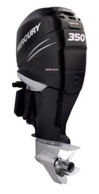 350 L6 DTS Black Quad Mercury Verados