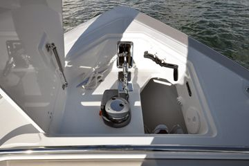 Anchor windlass chain (300 feet)