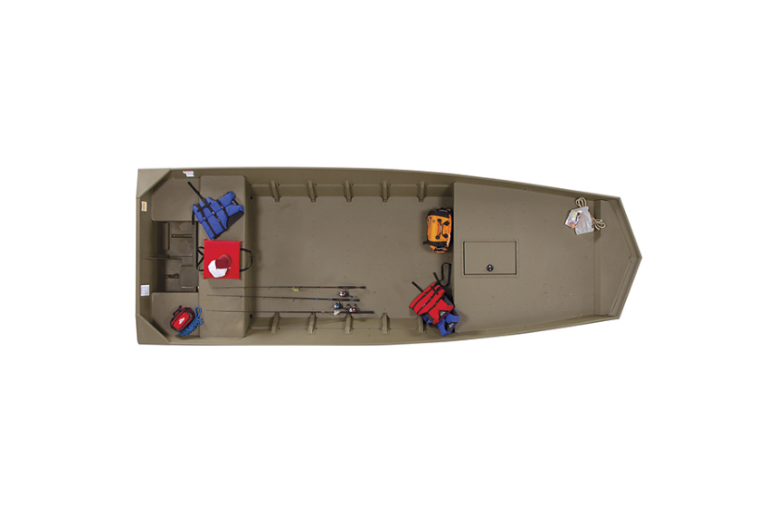1852MT Jon Boat