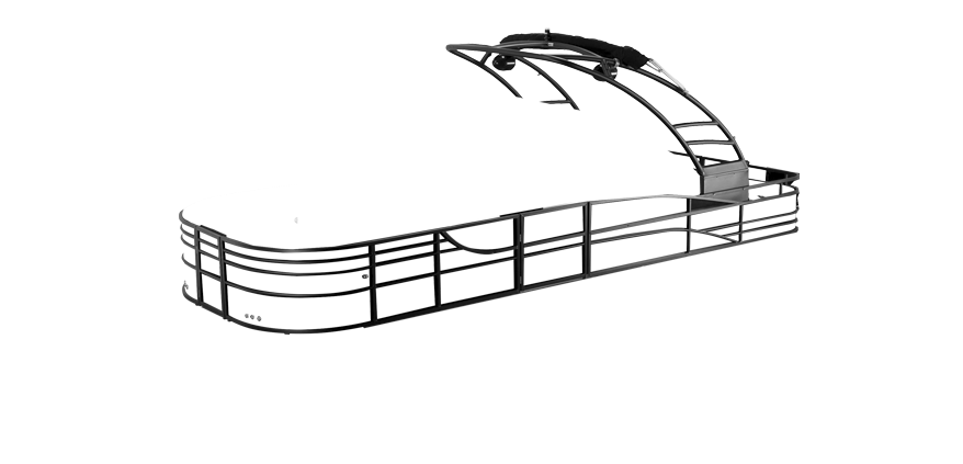 LW 250RFL Overlays rails black