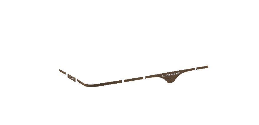 LW SF194 Overlays twotone sandalwood