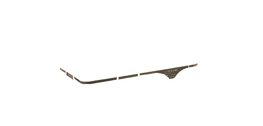 LW SF212WT Overlays twotone sandalwood