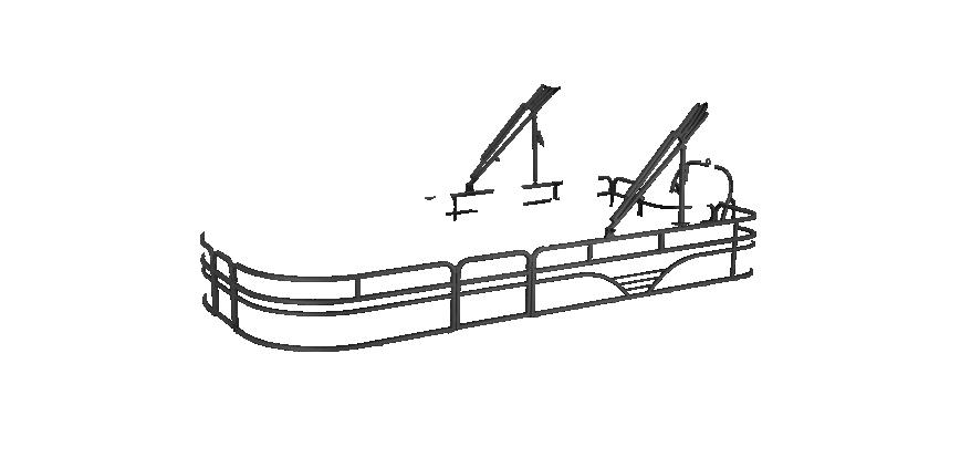 LW SF212 Overlays rails black