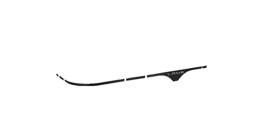 LW SF212 Overlays twotone black