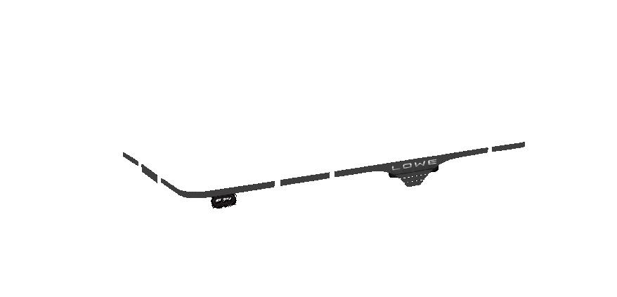 LW SF214 Overlays twotone black
