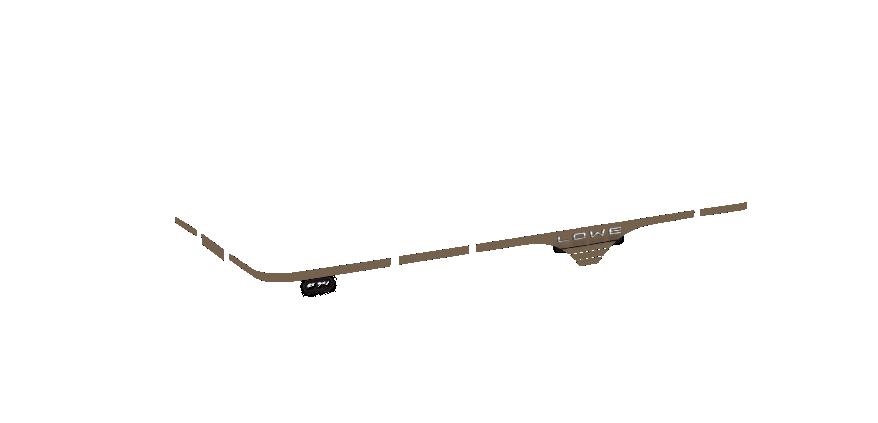 LW SF214 Overlays twotone sandalwood