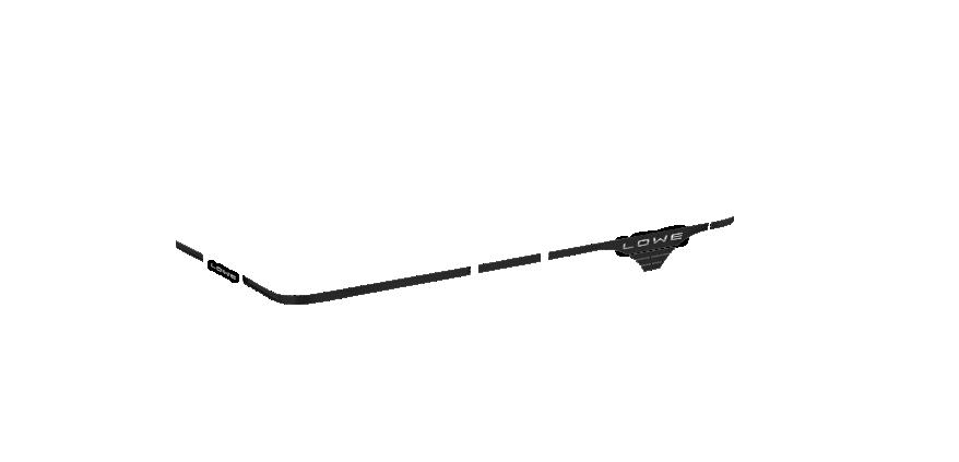 LW SF232WT Overlays twotone black